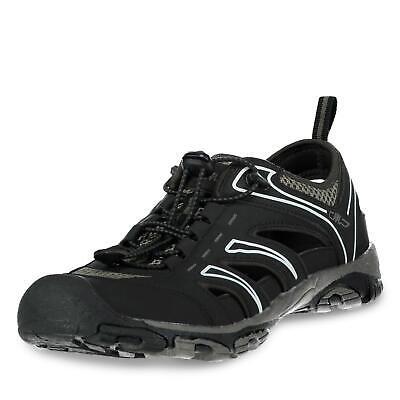 CMP Aquarii Herren Outdoorsandale Sandale Sommerschuhe Trekking Schuhe schwarz
