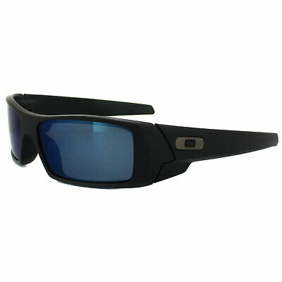 Oakley Sonnenbrille Gascan 26-244 Matt Black Ice Iridium Polarisiert
