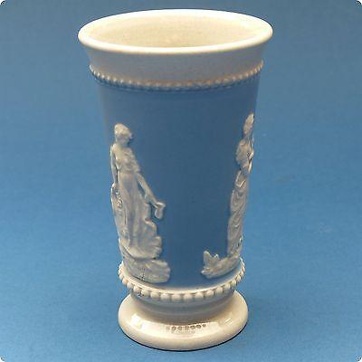 V.Rare c1820 Queen Caroline Spill Vase