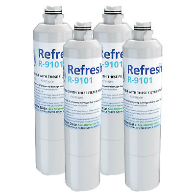 replacement water filter fits samsung rf263beaesg refrigerat