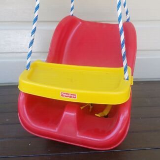 Fisher price outdoor toddler swing. Excellent condition.  Waratah Newcastle Area Preview