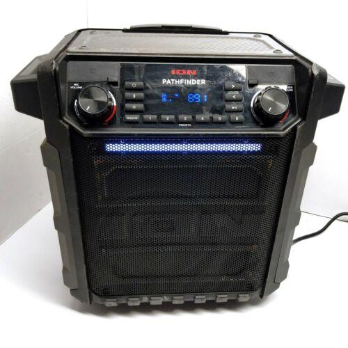 ION Pathfinder High Power Waterproof Bluetooth Speaker