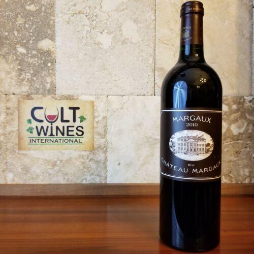 2010 Chateau Margaux du Margaux Bordeaux wine, France