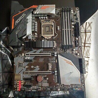 GIGABYTE H370 AORUS Gaming 3 WIFI ATX Motherboard [LGA 1151]  [DDR4]