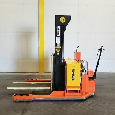 2006 Rico Hlw-ex-60 6000 Lb Capacity Explosion Proof Walkie Stacker 83129