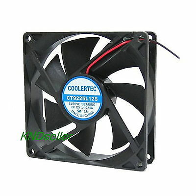 COOLERTEC PC Computer Case Cooling Fan Cooler 40x40x20mm 2Pin 40mm New