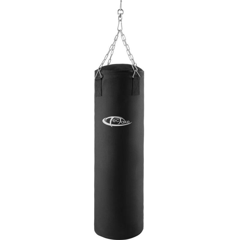 Boxsack gefüllt 25kg 105cm mit Halterung Drehwirbel Stahlkette Sandsack Box Set