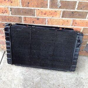 Holden WB 6 radiator Oxley Tuggeranong Preview