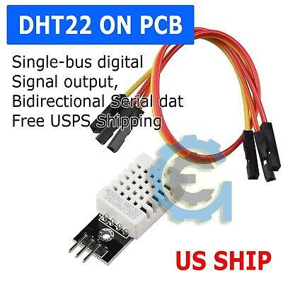 Dht22 Digital Temperature Humidity Sensor Am2302 Measure Module Sht15 Te907