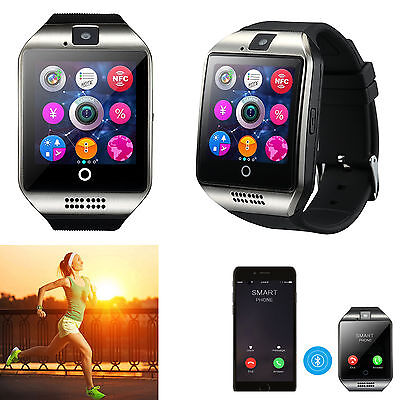 HD LCD Bluetooth Smart Watch for Samsung Galaxy A3 A5 J1 J3 J5 S7 S6 S5 LG G3 G4