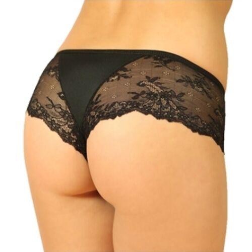 Unterwäsche SEXY Strings Reizwäsche Tangas Dessous Panty Transparent S M L XL