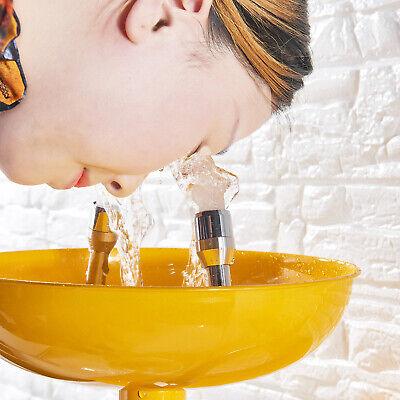 New Wall Mounted Professional Emergency Eye Wash Station Eye Wash Bowl Washer