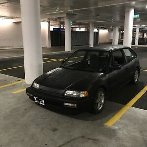 Honda Civic Hatchback *NEED GONE*