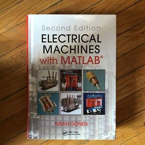 Electrical Machines with MATLAB Textbook