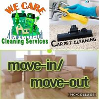 ✳️MOVING OUT/IN with CARPET CLEANING we CAN HELP ✳️