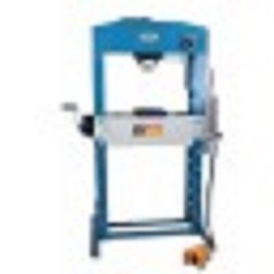 Baileigh Hsp-50a 50 Ton Airhydraulic H-frame Press Free Shipping