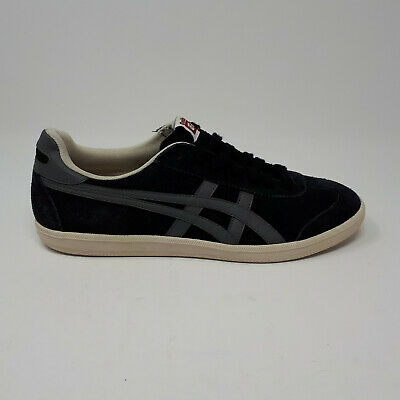 NEW Asics Onitsuka Tiger Tokuten SU Casual Shoe Sneaker Suede Black Men's Size 9