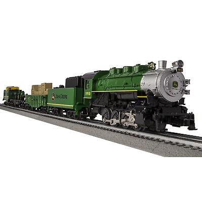 Lionel Trains John Deere O Gauge Ready to Play LionChief Electric Play Train Set