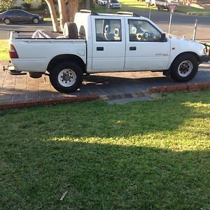 Holden rodeo 2000 4wd ls Primbee Wollongong Area Preview