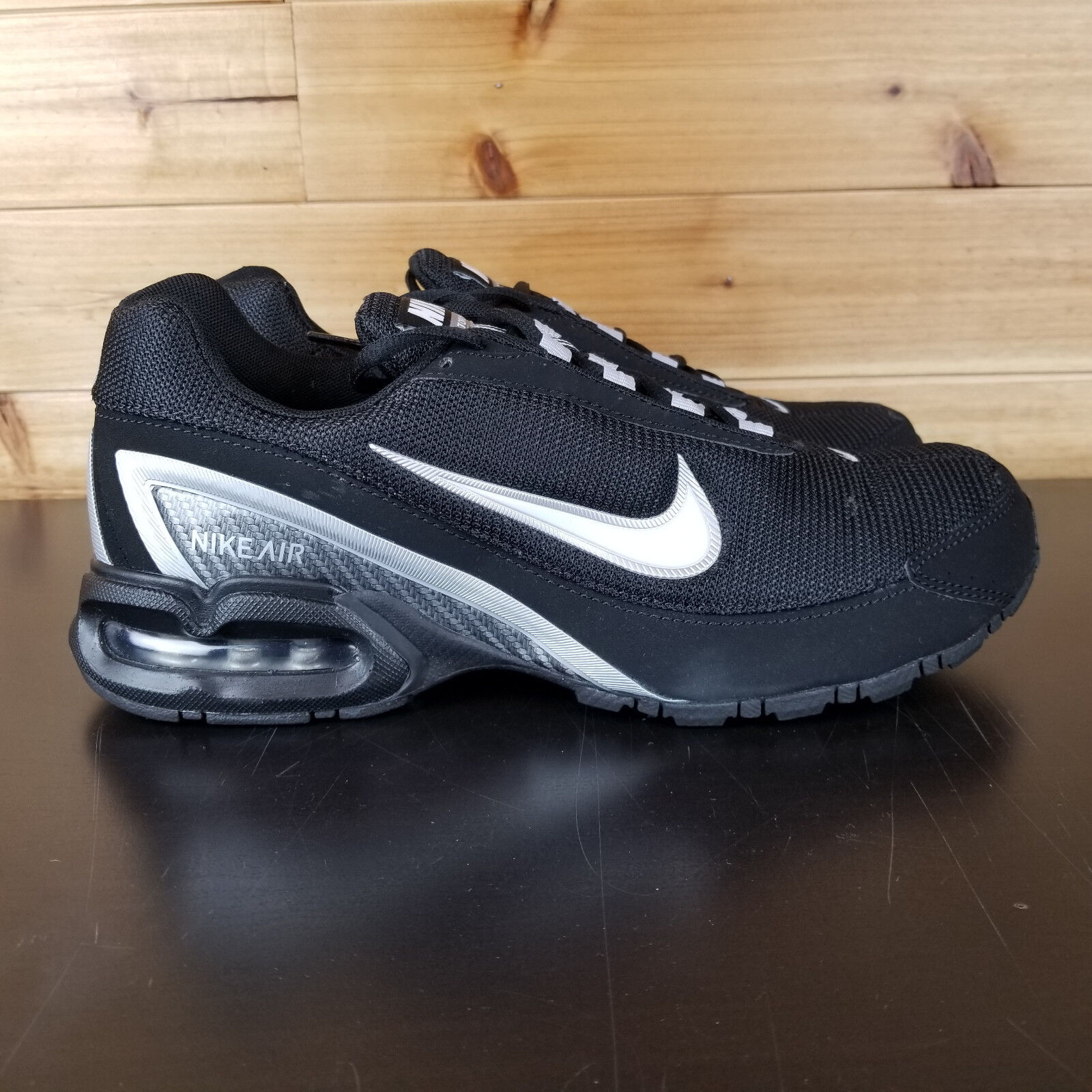 Nike Air Max Torch 3 Men's Shoes Black White 319116 011 Running Multi Size NEW