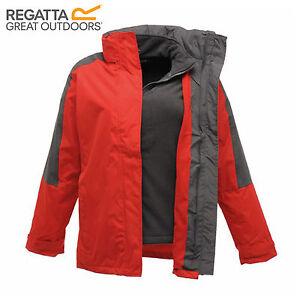 Regatta-Mujer-DEFENDER-Chaqueta-3-in-1-Impermeable-Hydrafort-5000-NUEVO