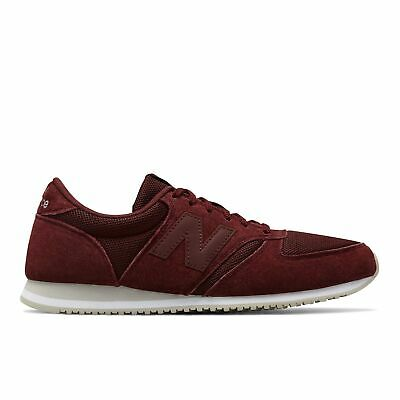 New Balance NB 420 Mens Lifestyle Sneakers Running Shoes Bordeaux U420-BTS