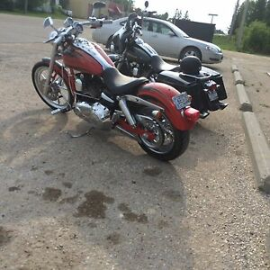 2007 Harley Davidson dyna  screaming eagle CVO