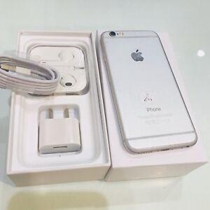 I phone 6 64gb as new (warranty&invoice) unlocked