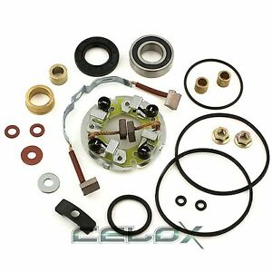 Starter Rebuild Kit For Kawasaki EN450A 454 LTD 1985 1986 1987 1988 1989 1990