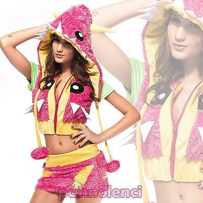 mpleto MOSTRO DELUXE festa halloween donna cosplay DL-592 (Halloween Festa)