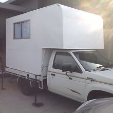 SLIDE ON CAMPER HEAPS EXTRAS CAN COME WITH UTE+BOAT FOR EXTRA$$$ Kingston Kingborough Area Preview