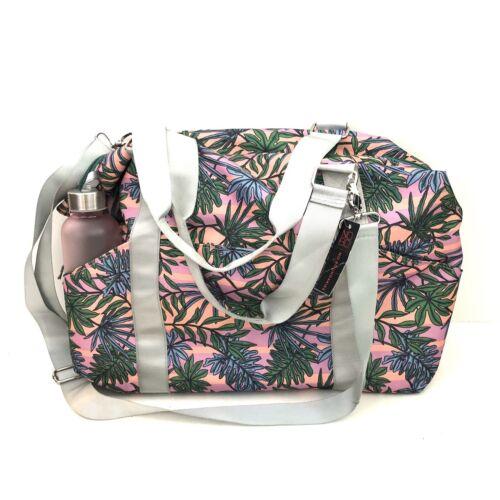 Duffle Gym Bag Women Girls Sport Travel  w/Shoulder Strap