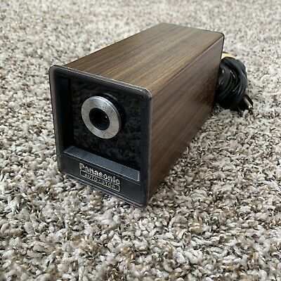 Vintage Panasonic Kp-77 Tested Auto Electric Stop Pencil Sharpener Outstanding