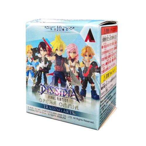 Final Fantasy Dissidia Opera Omnia Trading Arts Blind Box Figure NEW (1 Figure)