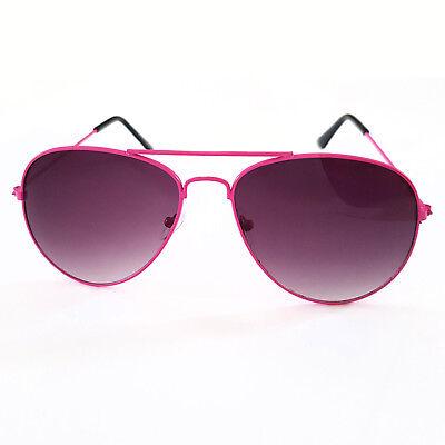 05361085f5537 Gafas de Sol Gafas de Sol Piloto Aviador Gafas Fucsia con Estilo Genial  segunda mano Embacar