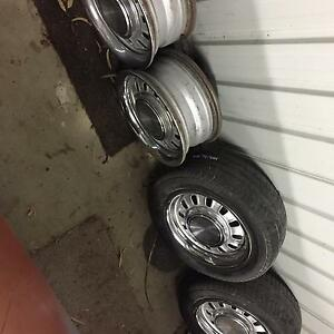 genuine XW rims WAnt gone !! Semaphore Port Adelaide Area Preview