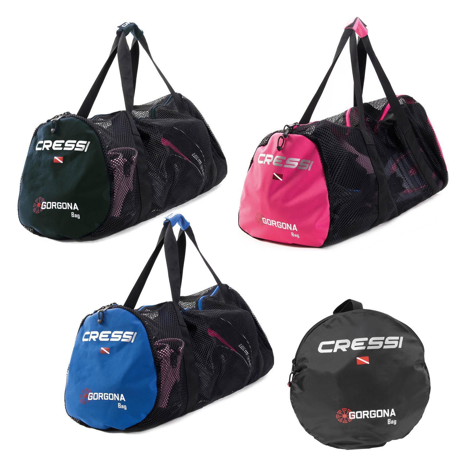 Cressi Gorgona Bag - Netztasche für Tauch-und Schnorchelausrüstung