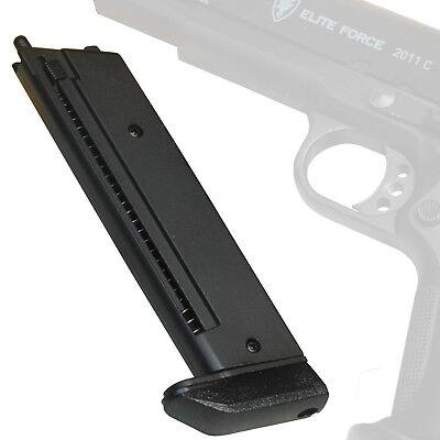 Elite Force Zusatzmagazin Ersatzmagazin passend für 2011C Federdruck Pistole ()