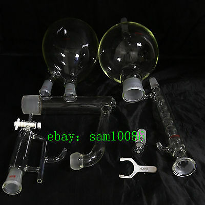 Essential Oil Steam Distillation Kitallihn Condenserall Glasswares35 Cliplab