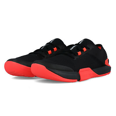 Under Armour Mens TriBase Reign Training Gym Fitness Shoes - Black