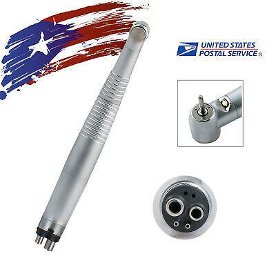Usa 4h Dentist Dental Led Handpiece Standard Push Button High Speed E-generator