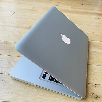 Apple MacBook Pro 13 Mid 2012 Core i5 2.50GHz 500GB HDD 4GB Office OS Catalina