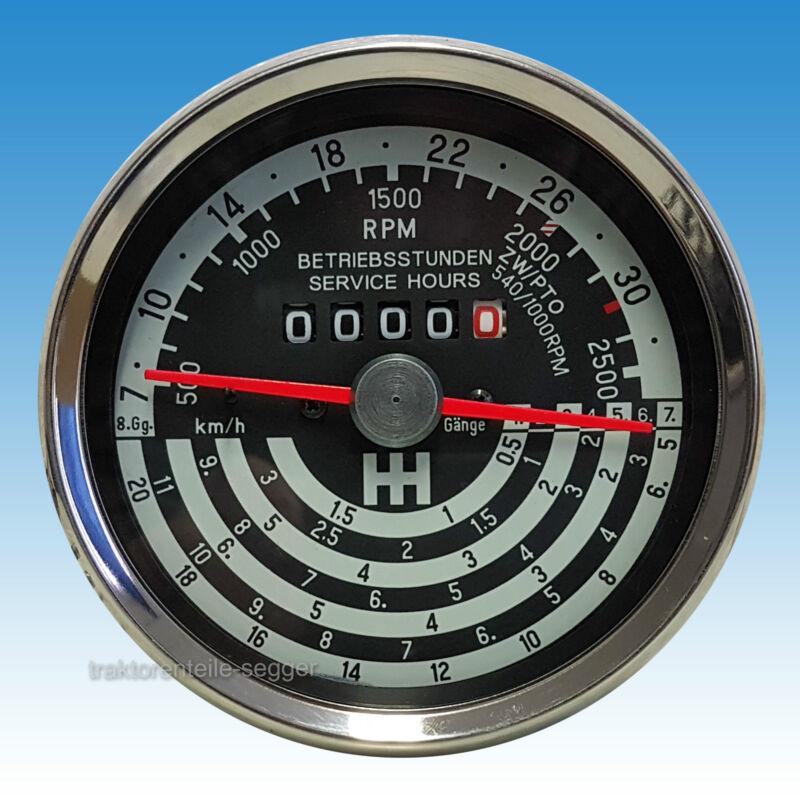 Traktormeter 7 bis 32 km/h kompatibel mit IHC rechts drehend Traktor 523 Foto 1