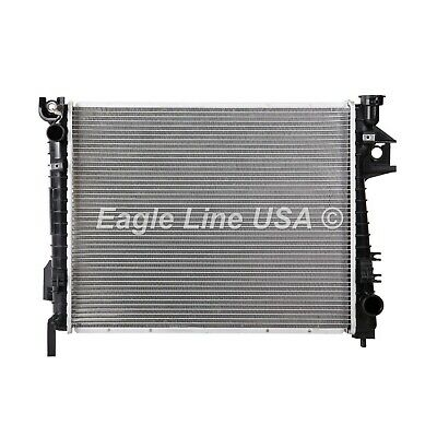 Radiator Fits 02-08 Dodge Ram 1500 02-03 2500 3500 V8 4.7L 5.7L 5.9L V6 3.7L New