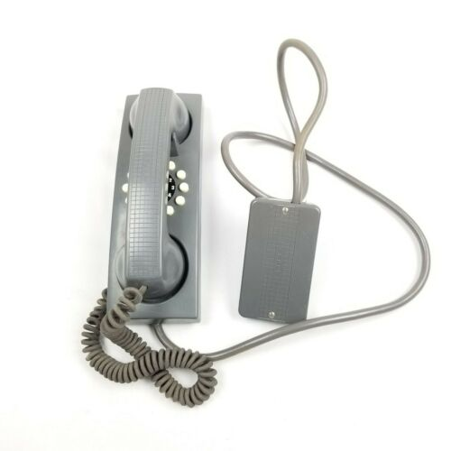 Bogen TQ 12 Telephone Phone Handset Intercom Vintage