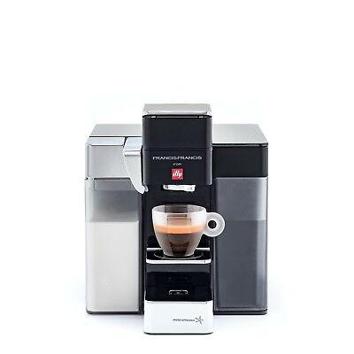 Francis Francis™ for illy® Y5 Wring Espresso & Coffee Machine (Black)