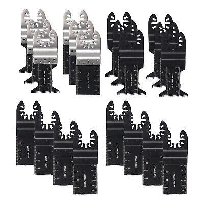 20x Saw Blade Oscillating Multi Tool Bi-metal For Fein Bosch Multimaster Makita