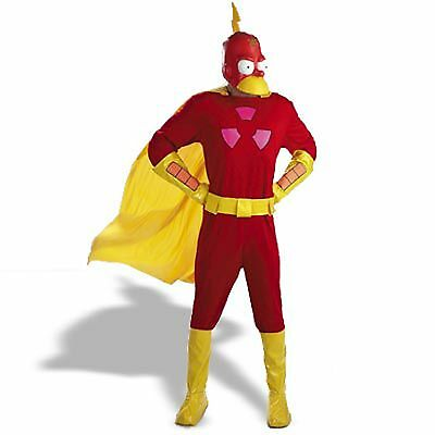 Deluxe Radioactive Man Simpson Costume-XL ( Fits Jacket Size 42-46 ) 5893 - Radioactive Costume