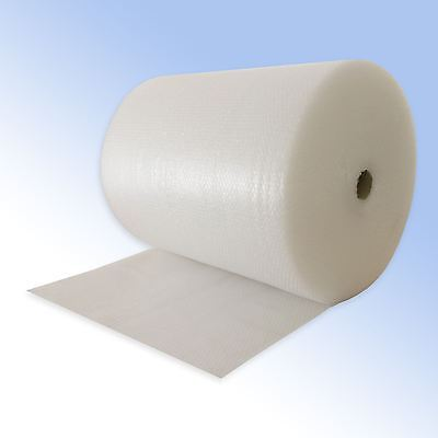 Genuine Jiffy Bubble Wrap 5 rolls of 100 metres long x 300 mm wide Small Bubble
