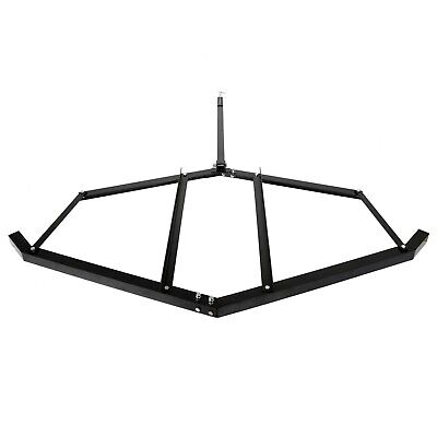 Tow-behind For Atv Utv Lawn Tractor Landscape Harrow Drag Pin-style Hitch